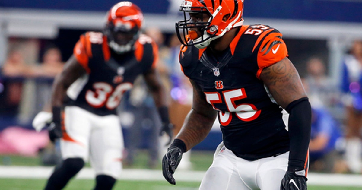 Ray Lewis Football Hits: Ray Lewis Says Vontaze Burfict Could Get Booted From NFL
