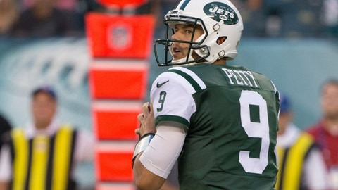 Bryce Petty, Jets