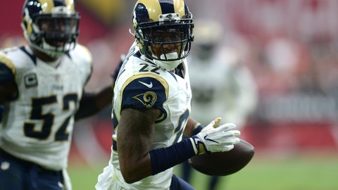 Trumaine Johnson, CB, Rams (UFA)