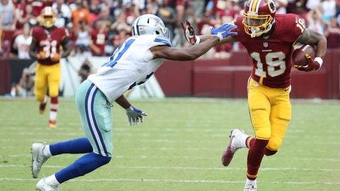 Josh Doctson, WR, Redskins