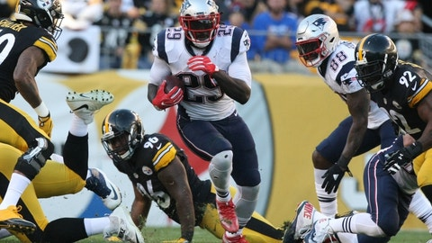Pittsburgh Steelers: New England Patriots