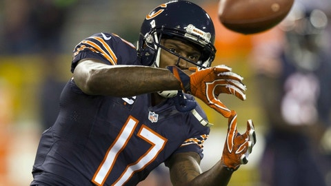 WR Alshon Jeffery (Bears)