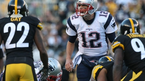Tom Brady's recent playoff struggles