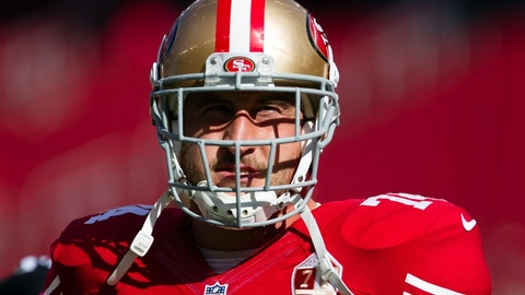 San Francisco 49ers: Joe Staley
