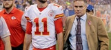 Injuries could put Chiefs' chances on shoulders of backups
