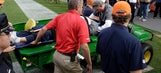 Broncos defensive coordinator Phillips upended, but OK