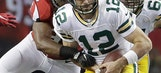 Aaron Rodgers keeps Packers close by finding new playmakers