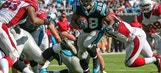 Arizona Cardinals struggle in 30-20 loss to Panthers