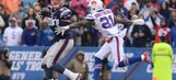 Bills linebacker said he's more impressed with Martellus Bennett than Rob Gronkowski