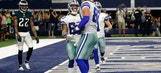 Prescott rallies Cowboys to OT win over Eagles 29-23