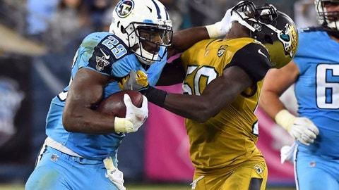 Saturday: Titans at Jaguars