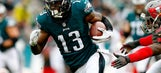 Eagles' Josh Huff after run-in with police: What pro athlete doesn't have a gun?