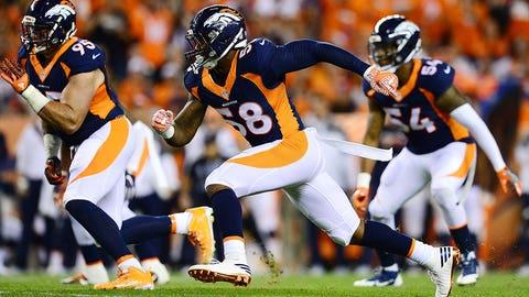 Von Miller -- Denver Broncos, Super Bowl 50