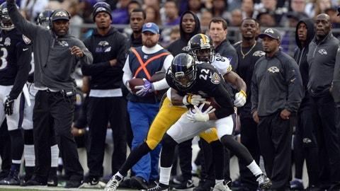 Jimmy Smith, CB, Ravens (ankle): Doubtful