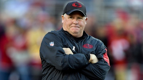 Chip Kelly, San Francisco 49ers