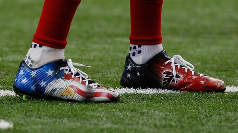 Lift the ban on custom cleats