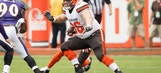 Browns Don't Bother Blocking Ravens, Get Josh McCown Sacked (Video)