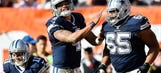 NFL odds: NFC elites Cowboys and Seahawks face stiff tests as road underdogs