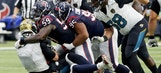 Texans vs. Jaguars: Point Spread and Over/Under