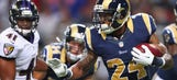 Former Rams, Dolphins RB Isaiah Pead critically injured in car accident