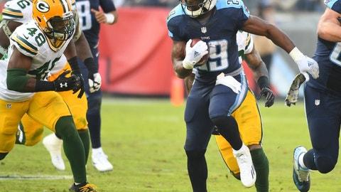 Sunday: Titans at Colts