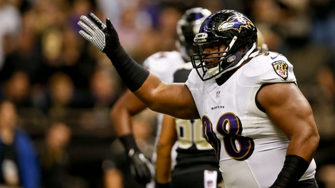 Baltimore Ravens: Brandon Williams, NT