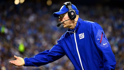 Tom Coughlin, former Giants and Jaguars head coach