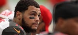 Bucs' Mike Evans: 'I'm sorry to those who are truly affected by what I did'