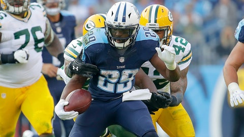 RB DeMarco Murray, Titans