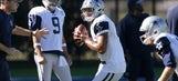 Dak Prescott: Status quo for Cowboys after Romo's concession