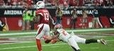 Arizona Cardinals extend receiver Jaron Brown