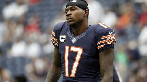 Alshon Jeffery (Chicago Bears, WR)