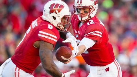 Cotton Bowl: Wisconsin (+60) over Western Michigan