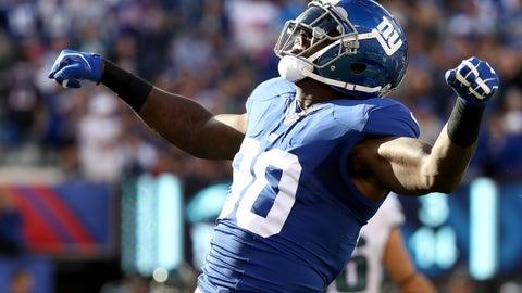 Detroit Lions: Jason Pierre-Paul, DE (Giants)