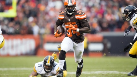 Other Running Backs To Consider