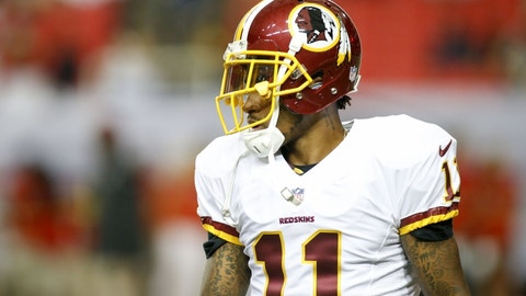 WR DeSean Jackson (Redskins)