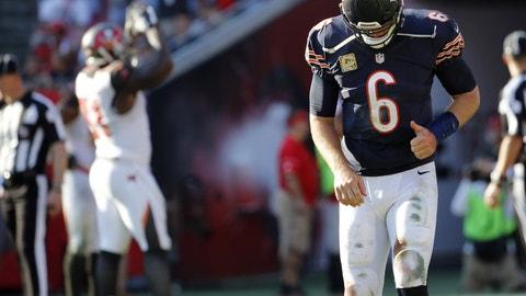 Chicago Bears: QB Jay Cutler