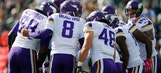 The Vikings' offensive woes are ruining one coach's sleep