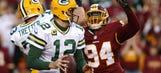 NFL odds: Redskins hope reeling Packers can't repeat playoff upset in Week 11