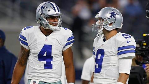 Dak Prescott -- Dallas Cowboys