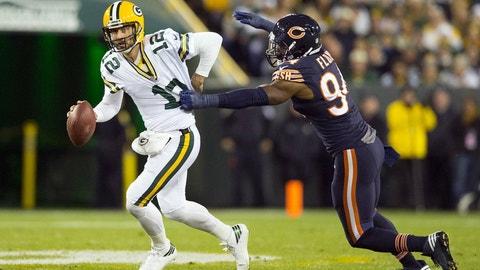 Packers at Bears: 1 p.m., Dec. 18 (FOX)