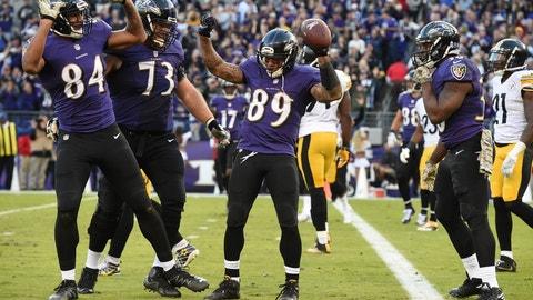 Sunday: Ravens at Steelers