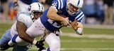 Colts QB Andrew Luck in concussion protocol