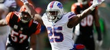 AP source: Bills McCoy expected to play after thumb surgery