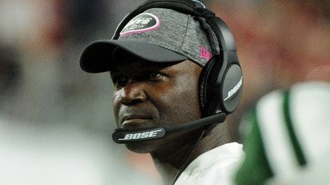 Todd Bowles, New York Jets (Last week: 2)