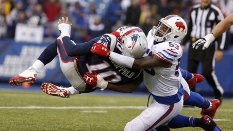 Zach Brown, Bills, LB
