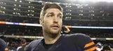 Jay Cutler reportedly suffered a shoulder injury that could end his season