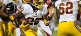 Redskins rookie Robert Kelley calls out 'the Dallas Cowgirls' ahead of rivalry game