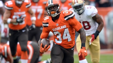 3. 49ers-Browns: 3,000/1