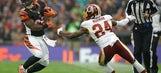 Redskins' Norman awaits Thanksgiving 'big show' at Cowboys